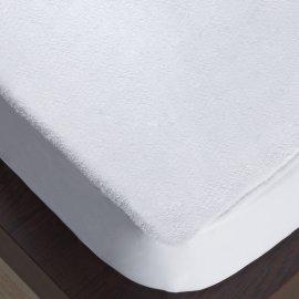 funda de colchon rizo 100% algodon antibacterias  (todas las medidas )