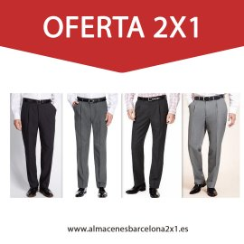 gran varidad pantalon vestir oferta