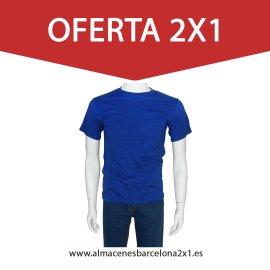 camisetas basicas trabajo oferta