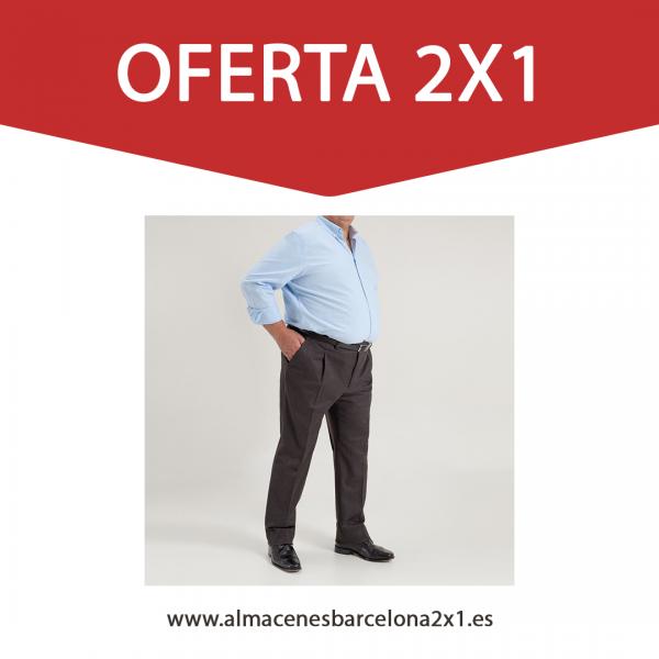 Pantalon Vestir Invierno hasta la talla 70_oferta